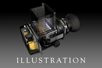 Technical & Industrial Animation & Illustration