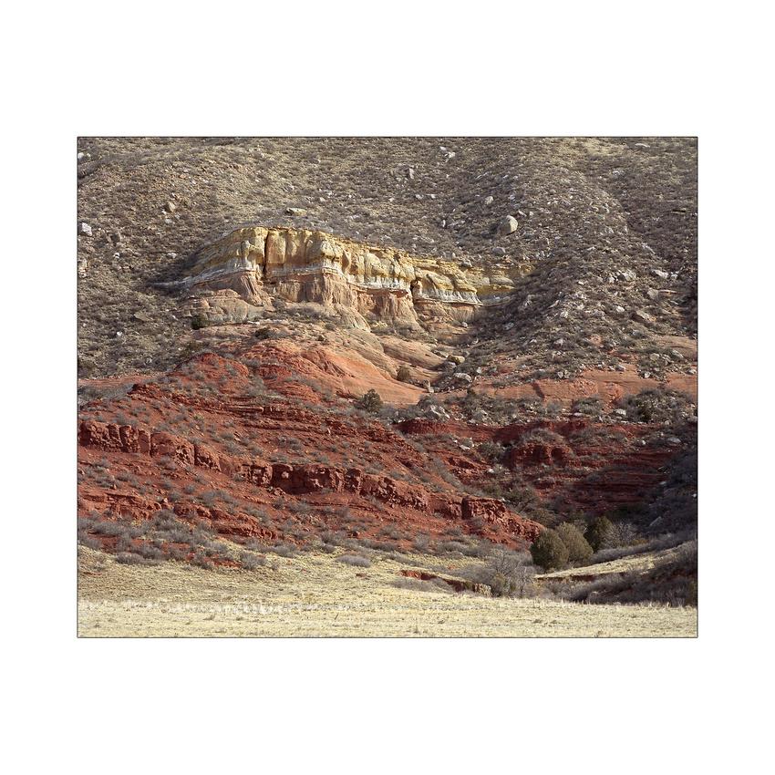 Near Red Mountain Open Space, Larimer County, Colorado