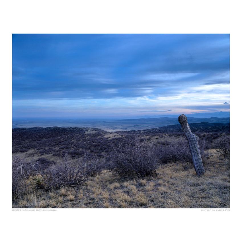 Soapstone Prairie Open Space, Colorado