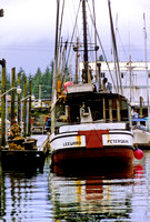 Fishing Boat Leeward, Petersburg, Alaska (1984)