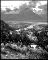 Snake River and Grand Teton National Park, Wyoming