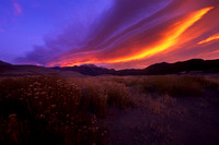 Sunrise, Great Sand Dunes National Park