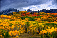 Kebler Pass, Gunnison County, Colorado