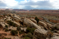 Cache Creek Road, Arches National Park