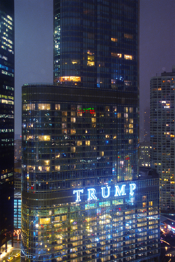 TRUMP Tower, Chicago, Illinois (2018)