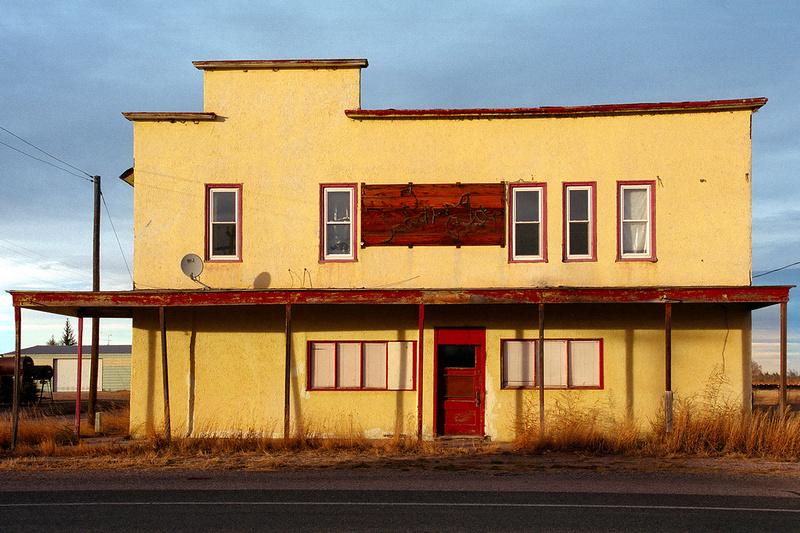 Carpetner, Wyoming (2014)