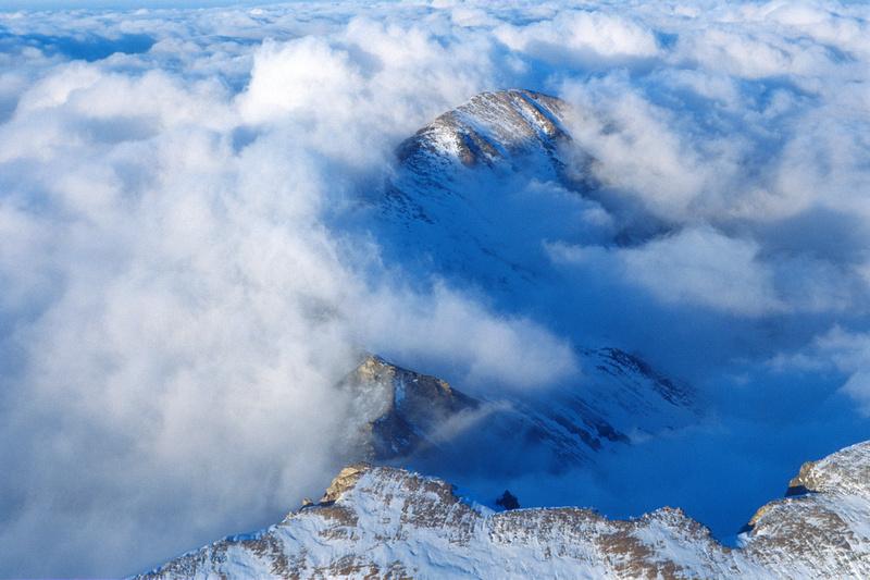 Ypsilon Mountain, Rocky Mountain National Park, Colorado