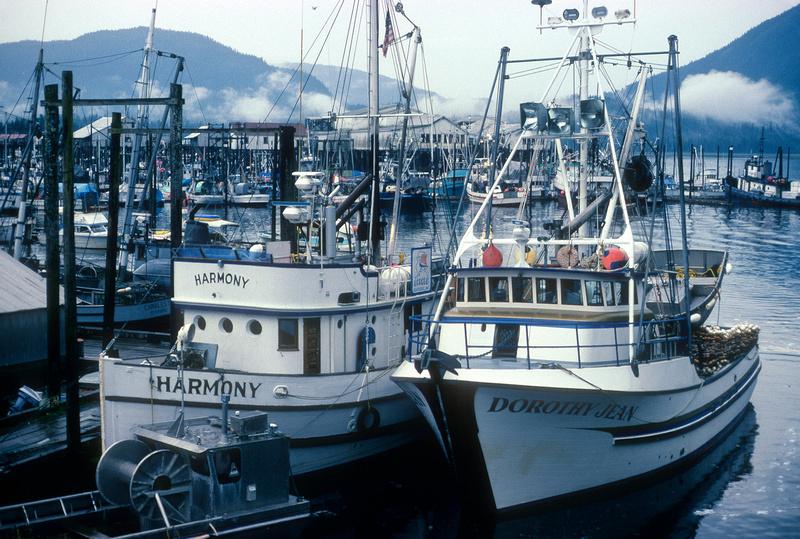 John b crane photographer alaska fishing boats for Petersburg alaska fishing