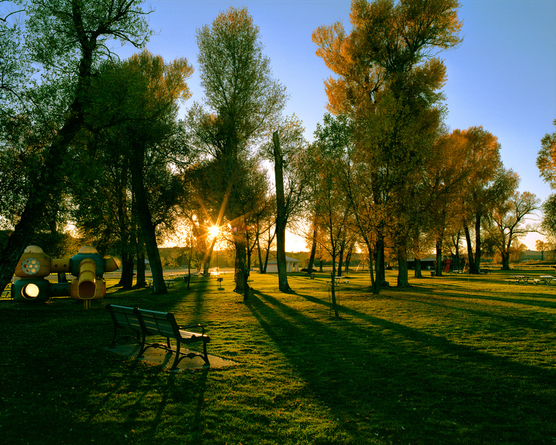 Loudy Simpson Park, Craig, Colorado
