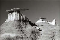 Bisti Wings, Bisti/De-Na-Zin Wilderness, New Mexico (2016)