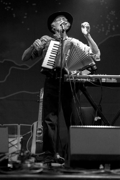 The Subdudes, New West Fest, Fort Collins, Colorado (2014)