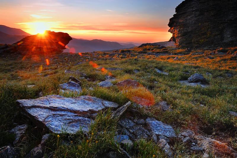 Rock Cut, Rocky Mountain National Park, Colorado