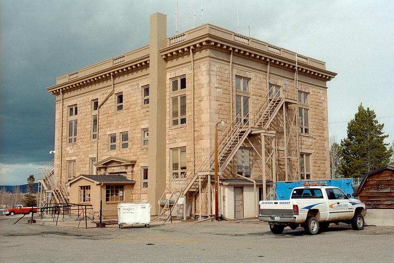 Jackson County Courthouse, Walden, Colorado (2015)