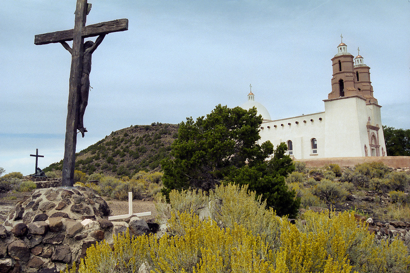 Sangre de Christo Catholic Church, San Luis, Colorado (2014)